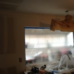 pittsburg ca bay window sheetrock finishing